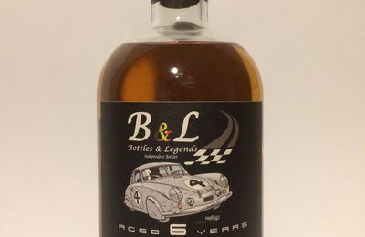 Bottles & Legends - Batch 1