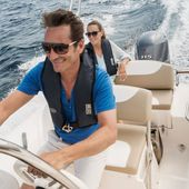 Yamaha 115B Outboard Motor - Best in Class Power to Weight Ratio - Yachting Art Magazine
