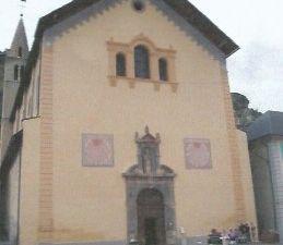 Eglise Saint Nicolas de Myre , Pointe fine (2581 m)