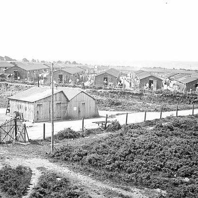 Historique du camps de prisonniers (1914-1918) à Crozon