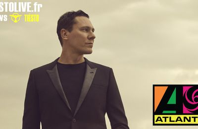 Tiësto Signs With Atlantic Records