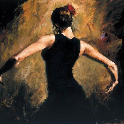 El baile en España
