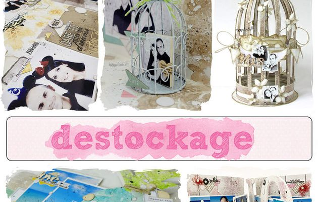 Kits-Ateliers en destockage