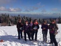 Mardi 11 Février: Col du Mollendruz