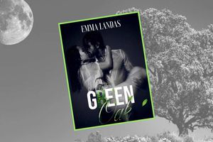Green Oak - Emma Landas chez Black Ink Editions