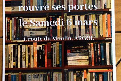 L'Ours Blanc solidaire de la Bibliothèque Argol Incendiée