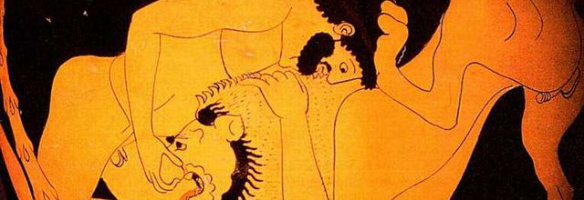 Hercule/Héraklès et le lion de Némée