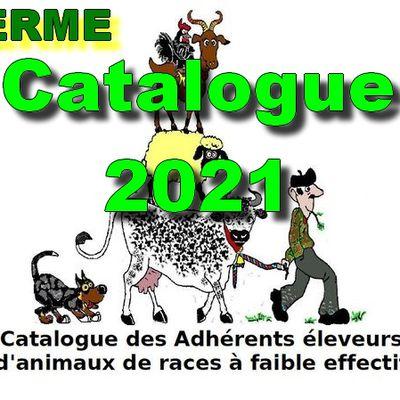 Catalogue animaux de ferme rares