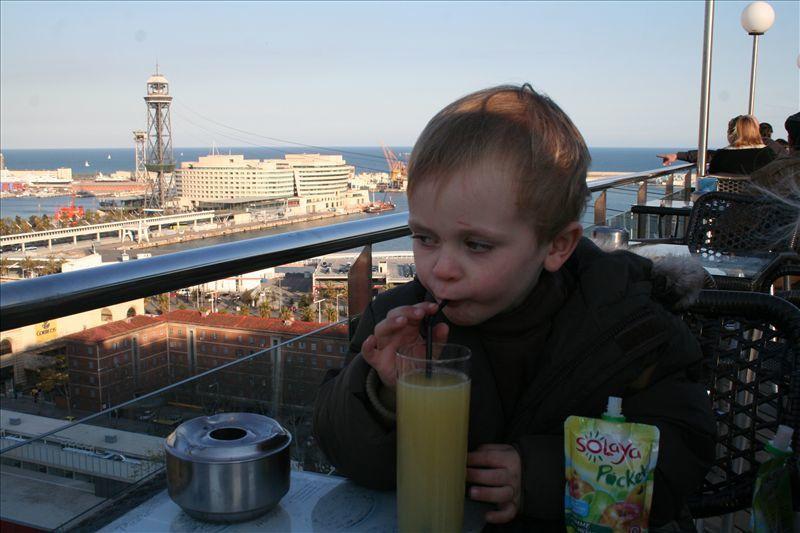 Quatre jours à Barcelone en famille...