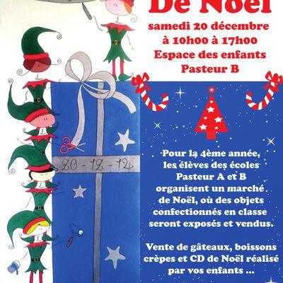 Marché de Noël de Pasteur