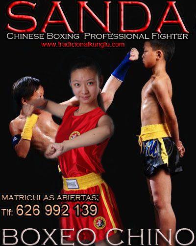 Clases de Wushu Kung Fu Tradicional Shaolin del Sur y Norte. Informate:Tlf; 626 992 139 - matrículas abiertas.  SANDA Y KUNG FU