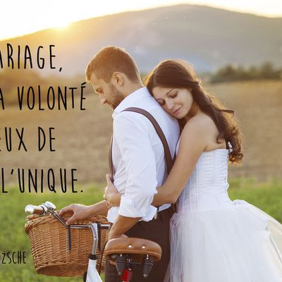 Citation du mariage