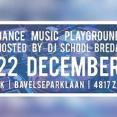 Dj School Breda - Dance Music Playground | Breda, Netherlands - decembre 22, 2017 | A visit by Tiësto is not excluded. - Tiesto