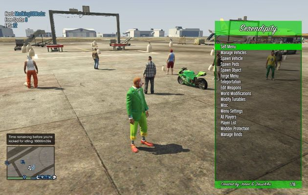 Mods For Gta 5 Online Ps3l