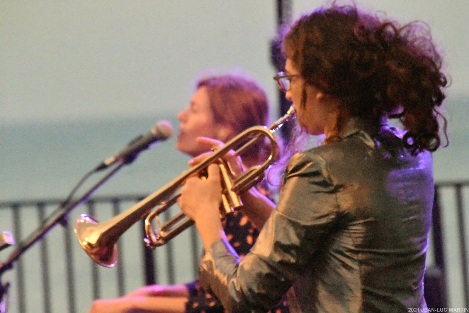 AIRELLE BESSON TRY A JAZZ A SETE LE 15/7/2021
