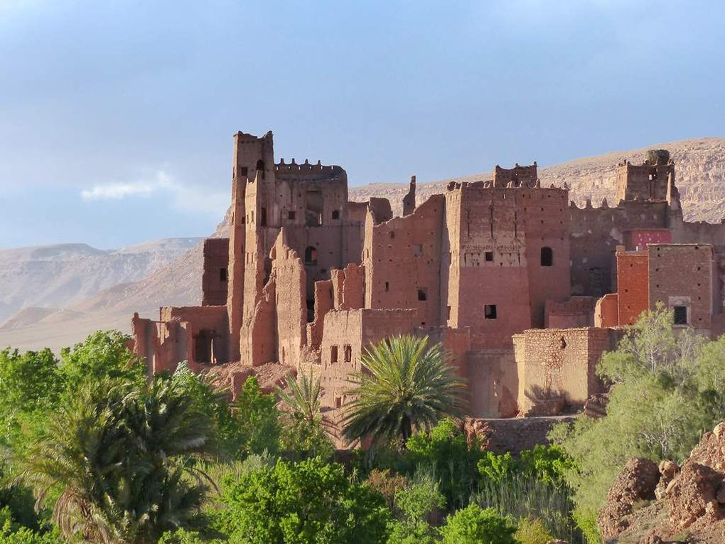 2017 - De M'Hamid à Marrakech