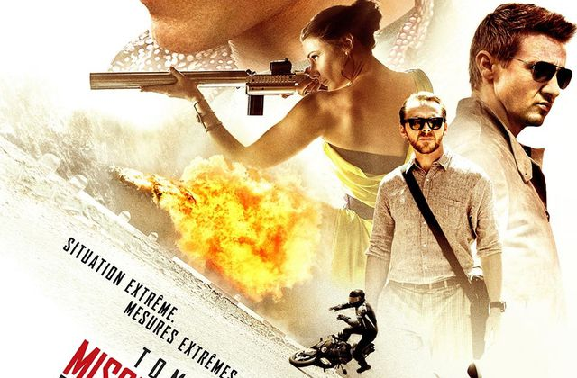 MISSION : IMPOSSIBLE - ROGUE NATION - la critique