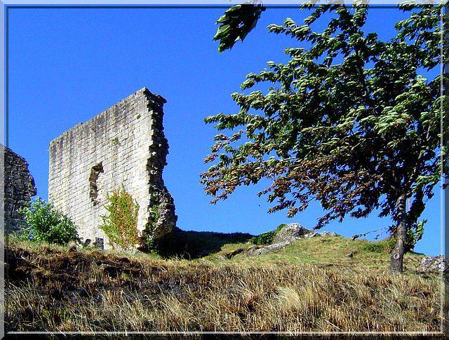Diaporama château d'Ucel