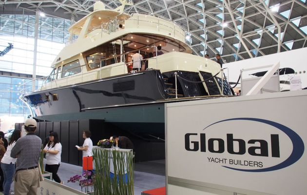 Global Yacht Builders ambitionne de développer ses ventes en Europe