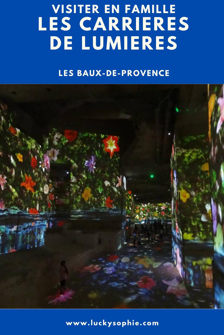 Carrières de Lumières, Les Baux de Provence