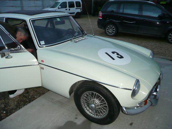 MGB-GT de 1969