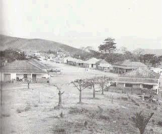 Todas localidades da Província do Uíge.