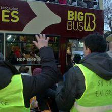 A la veille de la manif contre la loi El-Khomri, le PDG des « Cars rouges » (bus touristiques à impériale) tente de licencier – abusivement - un délégué syndical