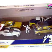 COFFRET MICHELIN GREENLIGHT 1/64. - car-collector.net