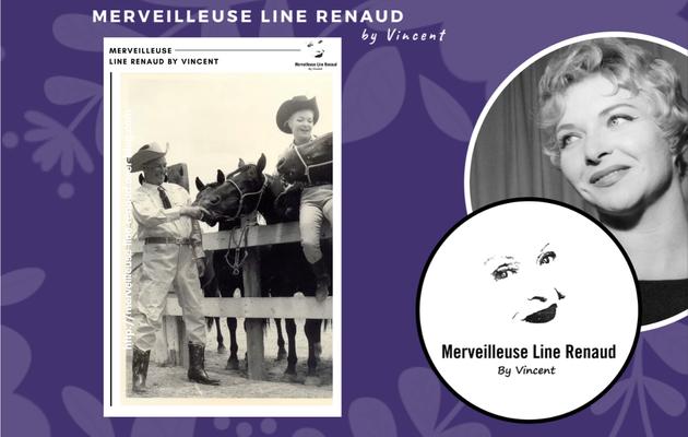 PHOTOS: Line Renaud et Maurice Chevalier