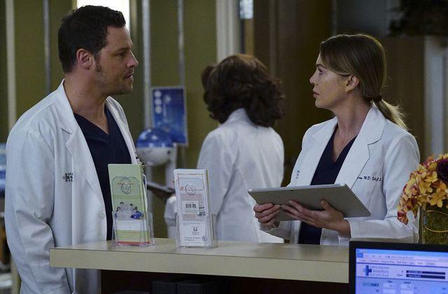 Critiques Séries : Grey's Anatomy. Saison 13. Episode 15.