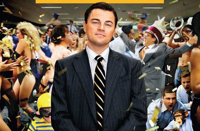 LE LOUP DE WALL STREET – DICAPRIO – SCORSESE