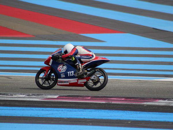 113 - Alessandro LECCE 125 GP Honda