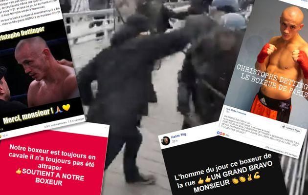 En direct - Gilets jaunes : L'ancien boxeur Christophe Dettinger accusé d'avoir frappé des gendarmes samedi à Paris a été interpellé et placé en garde à vue