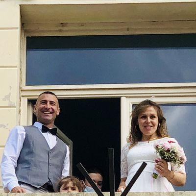 Castellane  : Un mariage restreint mais un mariage heureux