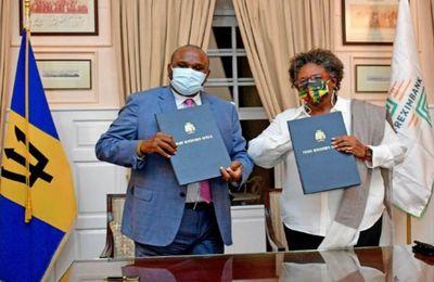 Afreximbank élargit ses liens commerciaux avec de l'îles de la Barbade