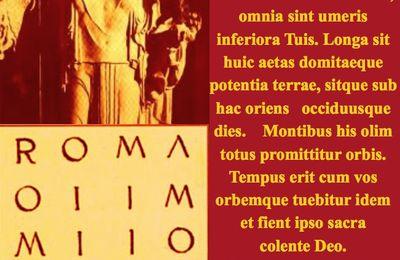 ROMAE DIES NATALIS