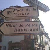 Haguenau Place de la Torture: Insolites photos humoristiques - Doc de Haguenau
