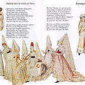 POÉSIE FRANÇAISE -