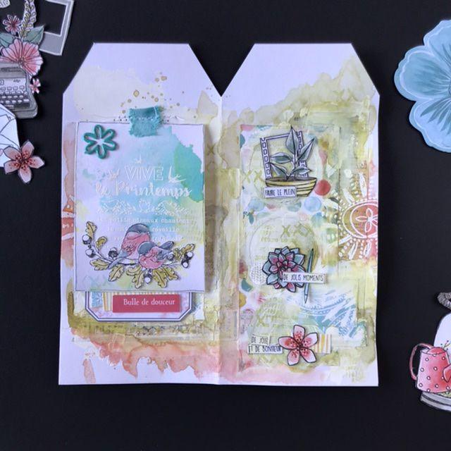 Vidéo de présentation mini album Une petite touche de Green