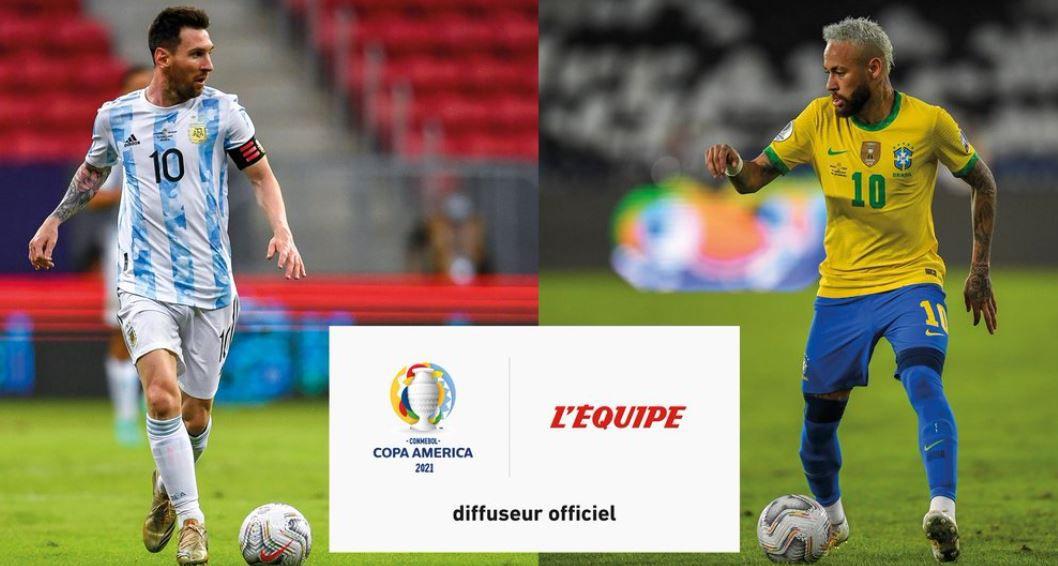 Argentine / Brésil (Copa America) Sur quelle chaîne en clair suivre la Finale ?