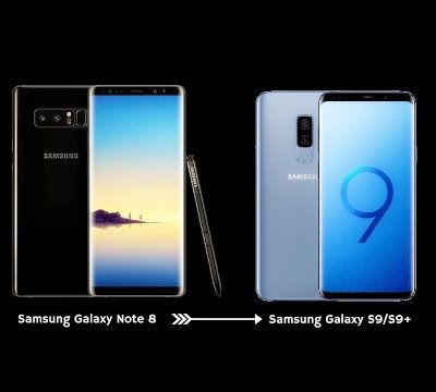How to Transfer Data from Samsung to Samsung Galaxy S9