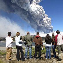 La situación del Volcán Copahue