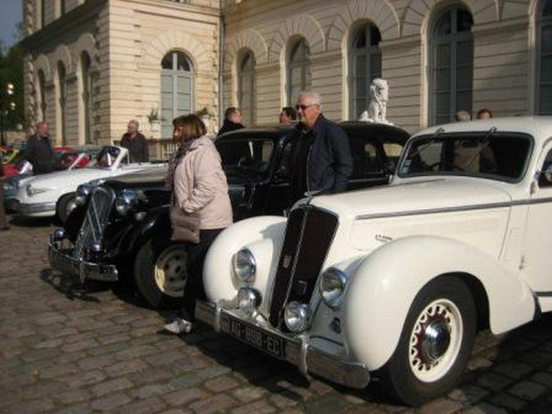 Les rendez-vous mensuels au Château de Grouchy...