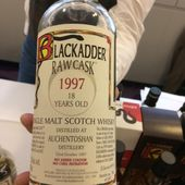 Auchentoshan 18Y Blackadder Raw Cask. - Passion du Whisky