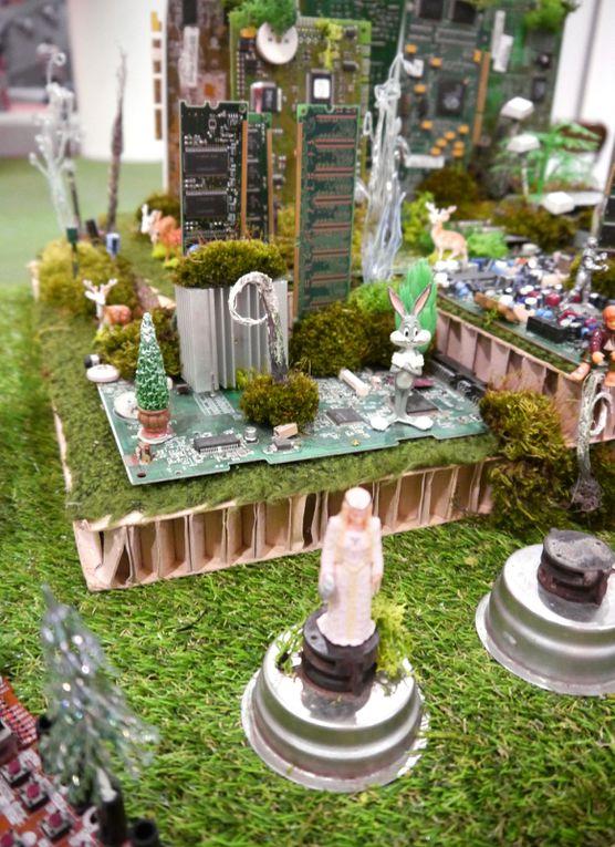 Electro Landscape