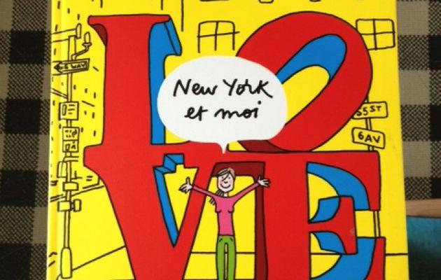 New York et moi par Soledad Bravi