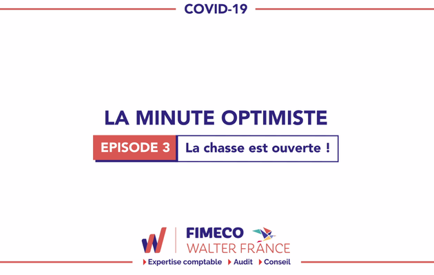 La Minute Optimiste - Episode 3 !