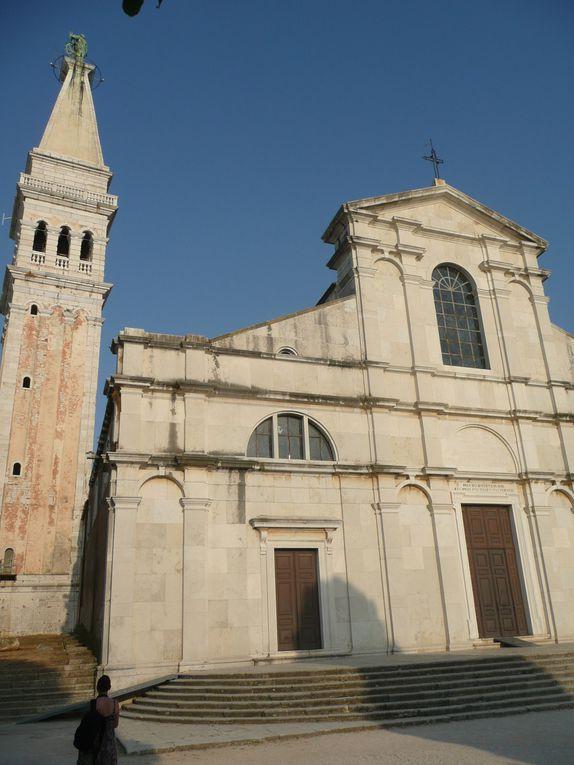 DIAPORAMA 3 PHOTOS - Cathédrale Sainte-Euphémie de Rovinj