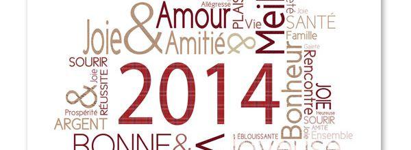 Tous nos voeux 2014