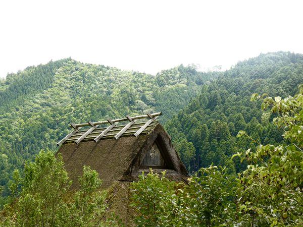 Préf. de Kyôto: Miyama 美山, le village aux toits de chaume